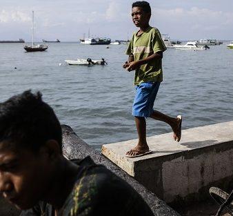 Dili, Timor Leste, 18 de março de 2017. EPA/MAST IRHAM