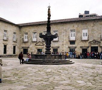 LUSA: BRAGA: Aspeto da fachada da Reitoria da Universidade do Minho