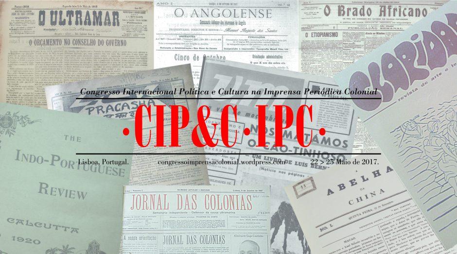 imprensa colonial congresso