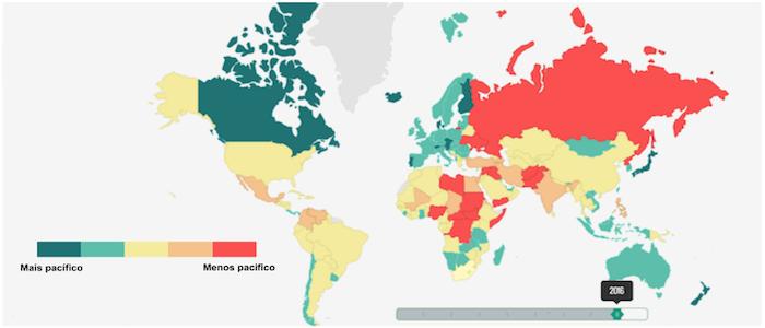 Indice de paz 2017