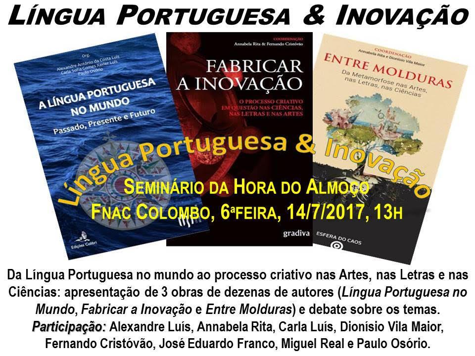 Lingua Portuguesa e inovação