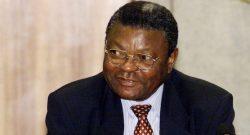 Mario Machungo, ex-primeiro ministro de Moçambique. 07/04/1999. FOTO LIM CHOI/LUSA