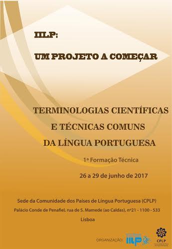 iilp projeto terminologias