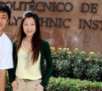 Instituto Politécnico de Macau (IPM), 12 de maio de 2011. CARMO CORREIA/LUSA