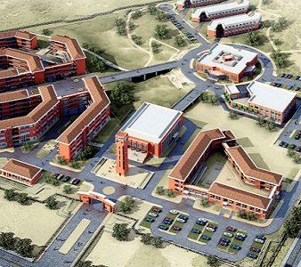 novo campus da Universidade de Cabo Verde