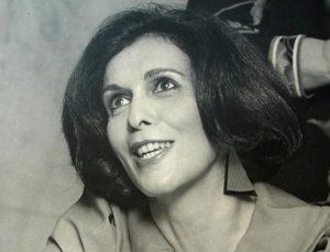 Marly de Oliveira, em Brasília