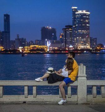 Foto LUSA: Ilha Gulangyu, Xiamen, província de Fujian, China, 18 de maio de 2017 EPA/ROMAN PILIPEY