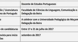 docente pedagogica da Beira
