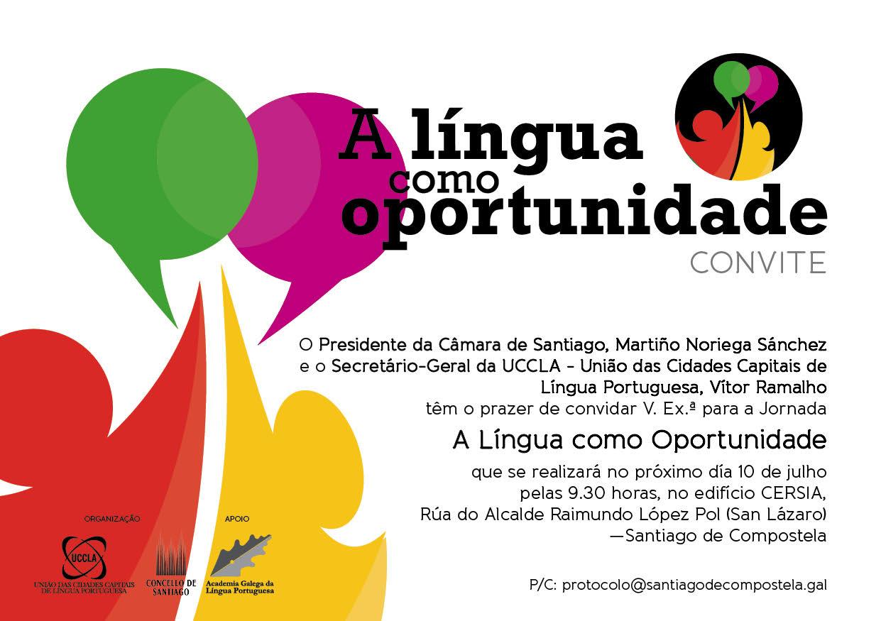 santiago lingua