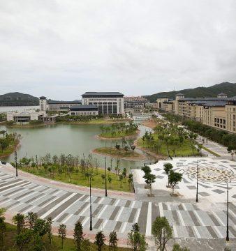 Universidade de Macau. 20 de Julho de 2013, Macau. CARMO CORREIA/LUSA