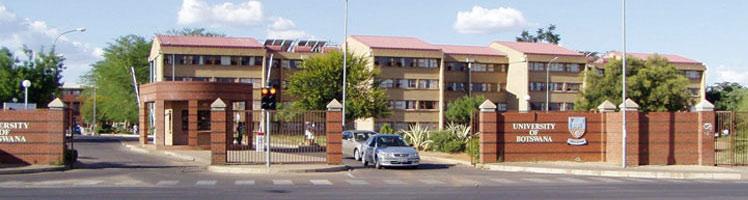 universidade de botsuana
