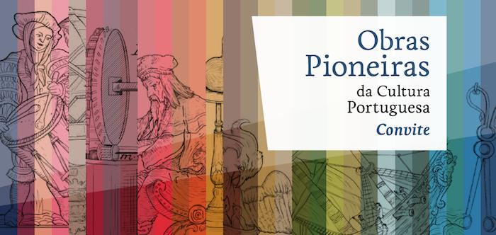 obras pioneiras da cultura portuguesa