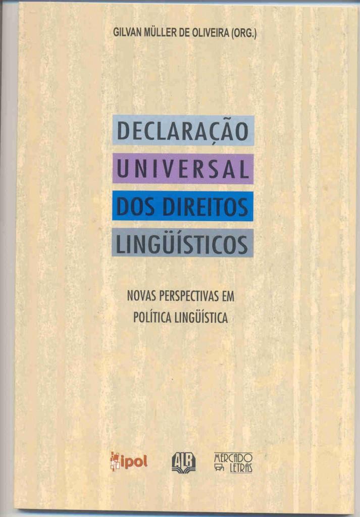 Declaração Universal dos Direitos Lingüísticos