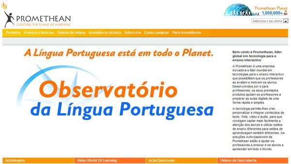 Lições de Português