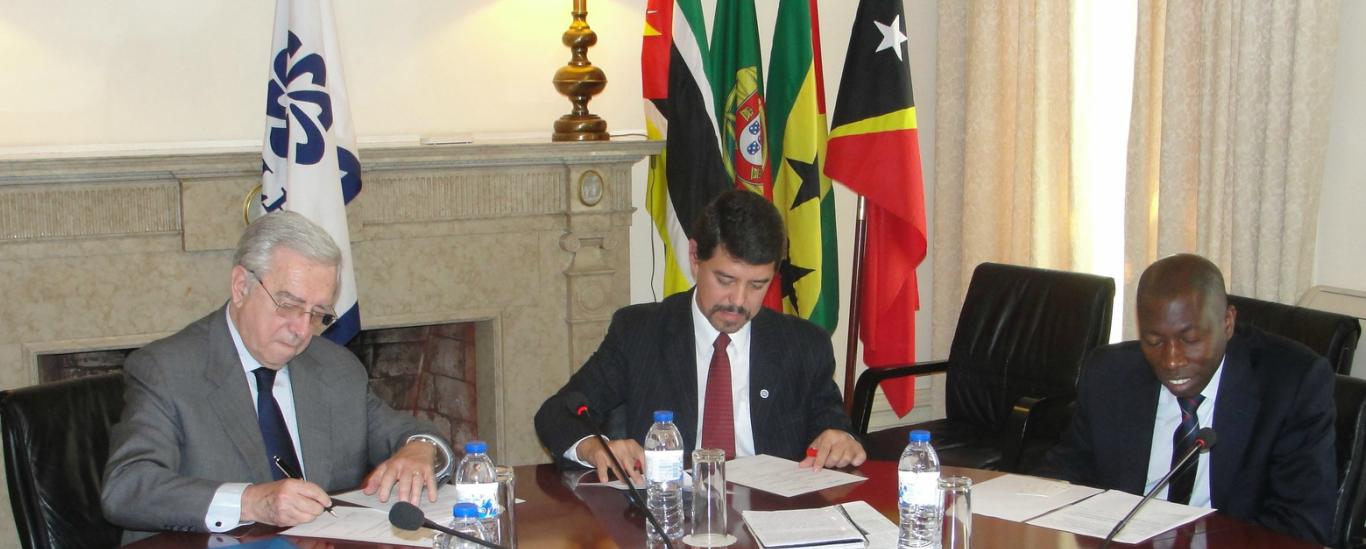 IILP e Observatório da Língua Portuguesa assinam protocolo de cooperação