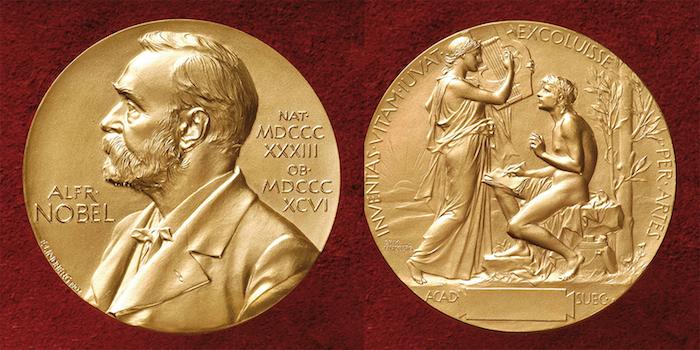 Lista de todos os galardoados com o prémio Nobel da Paz