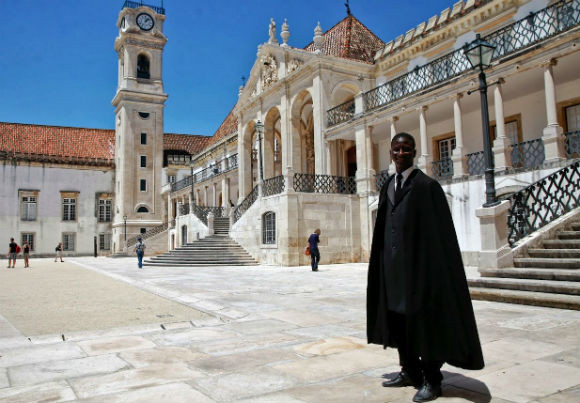 Quase 4.000 estudantes de mais de 80 países estudam na Universidade de Coimbra
