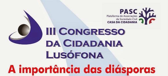 III Congresso da Cidadania Lusófona