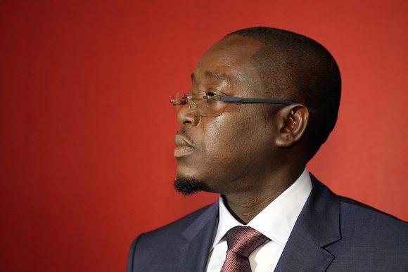 Foto LUSA: O Primeiro Ministro da Guiné-Bissau, , Baciro Dja, EPA/LUIS FONSECA
