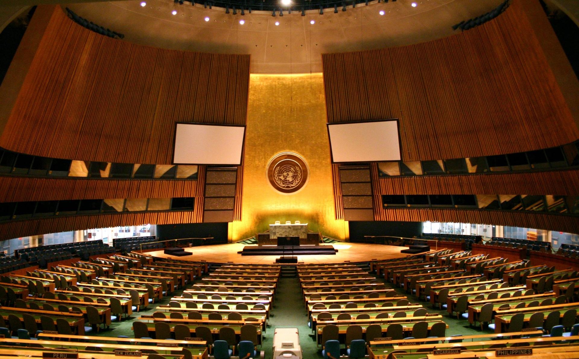Estatísticas: Nações Unidas