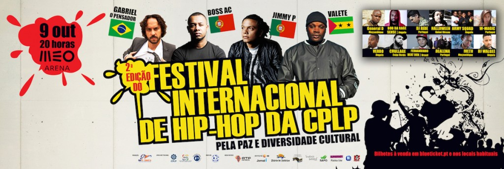 Festival Internacional de Hip Hop CPLP