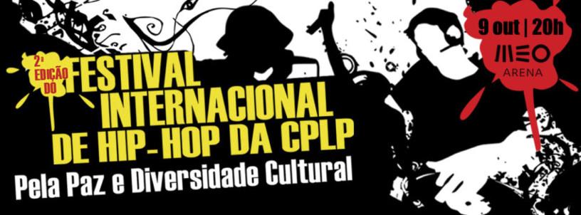 CPLP realiza Festival de Hip Hop a 09 de Outubro em Lisboa