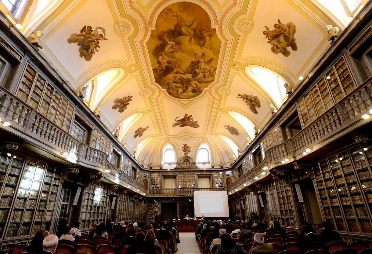 Academia das Ciências celebra protocolo com Pórtico da Língua Portuguesa