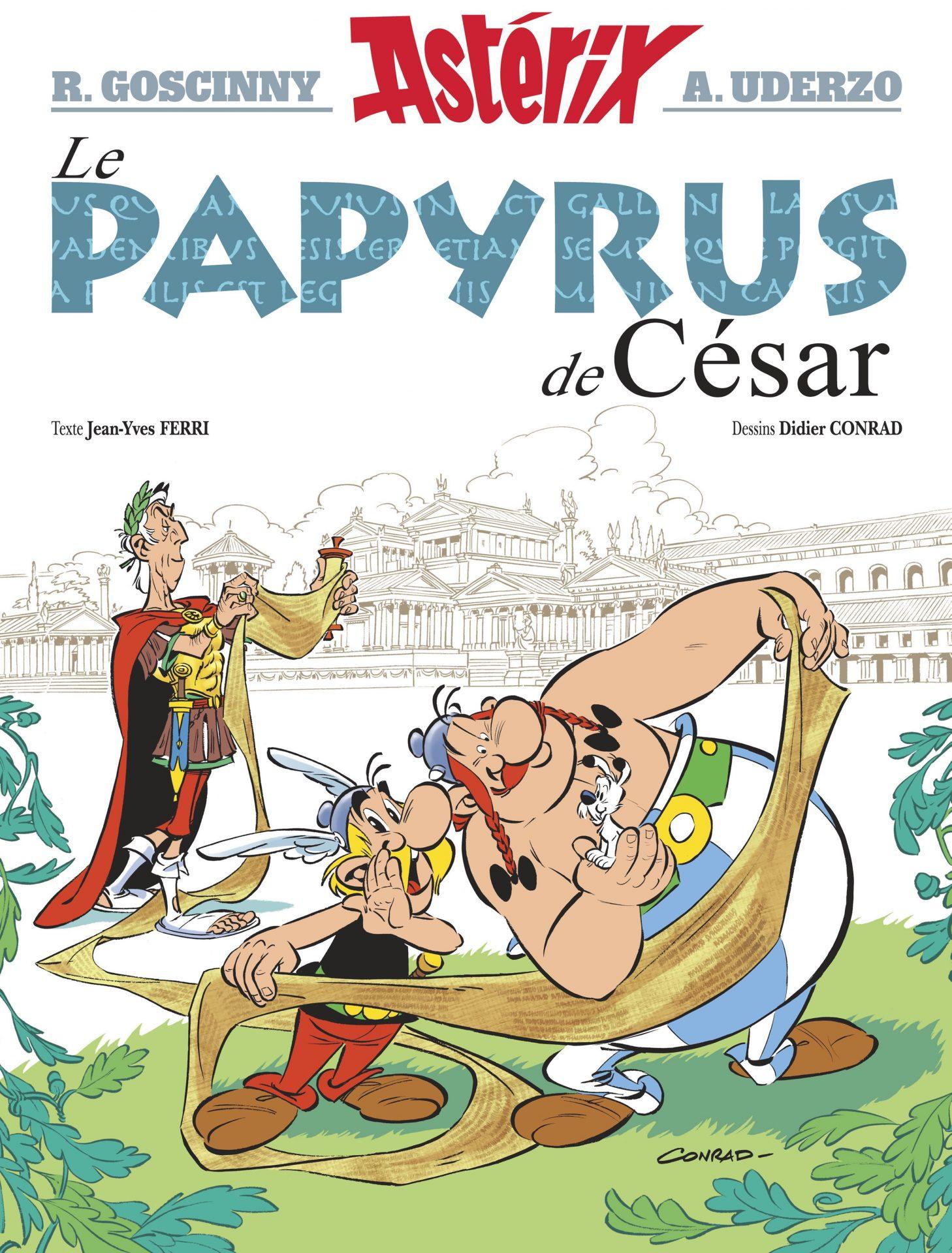 Novo livro de Astérix vai ter versão em língua mirandesa