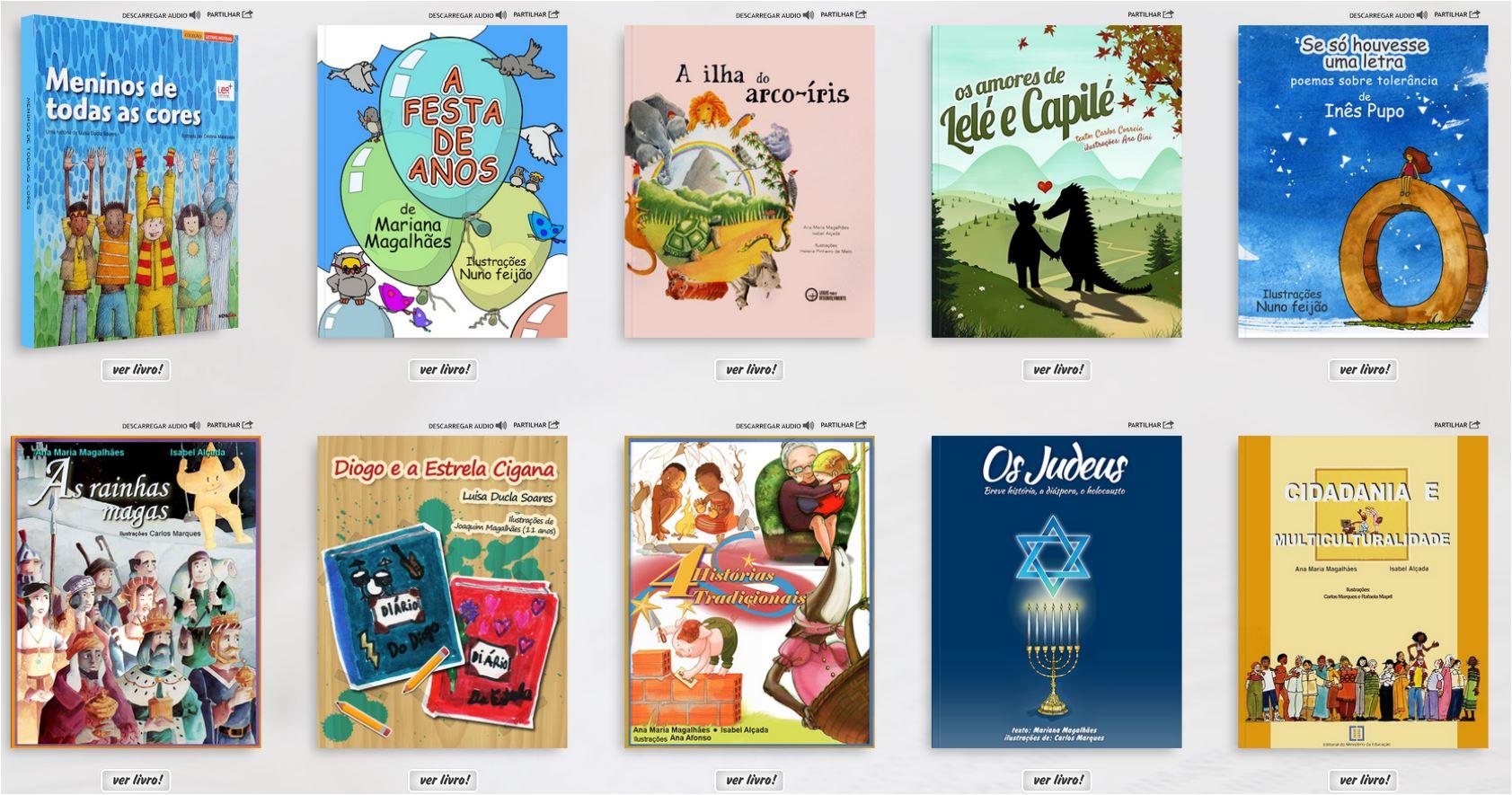 Biblioteca de Livros Digitais: o projeto