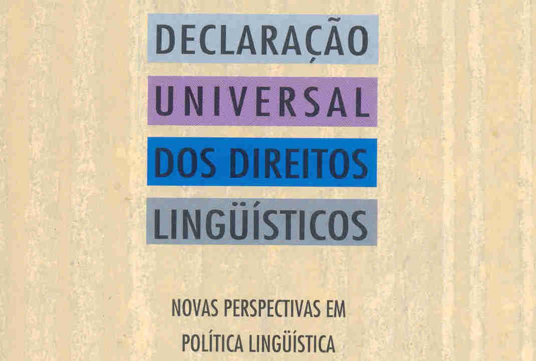 Declaração Universal dos Direitos Linguísticos