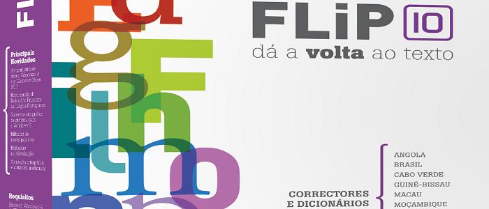 A Priberam lançou o FLiP 10
