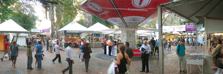 53ª Feira do Livro em Porto Alegre, Brasil, 2007