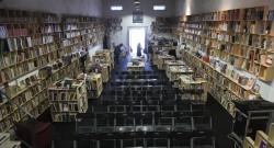 Visitantes do Folio – Festival Internacional de Literatura de Óbidos.15 de outubro de 2015. CARLOS BARROSO/LUSA