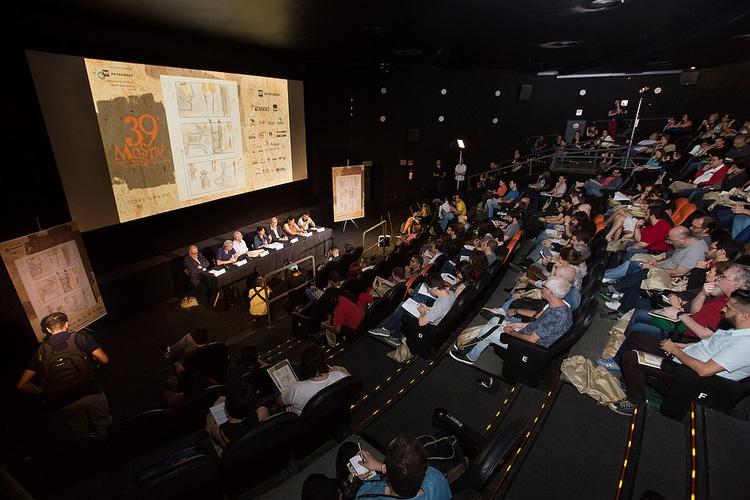 A 39.ª Mostra Internacional de Cinema em São Paulo abre hoje