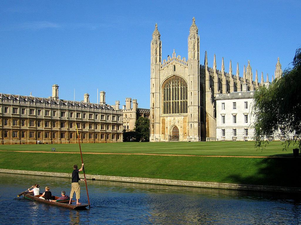Universidade de Cambridge lança sítio em português