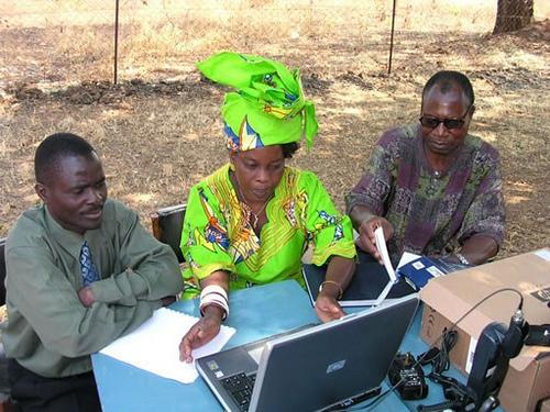 Utlizadores da Internet nos países africanos da CPLP e Timor-Leste