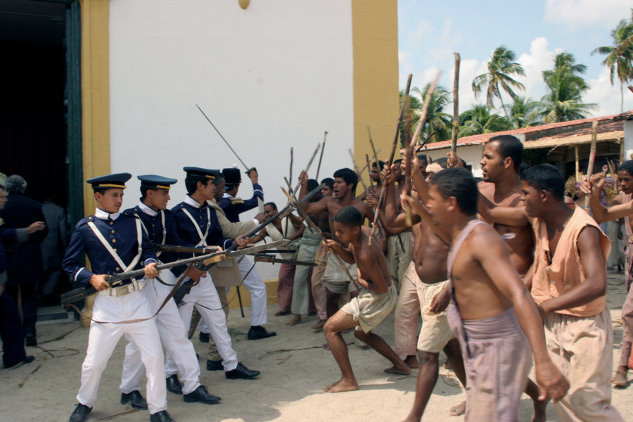 """""""A Ilha dos Escravos"""" abre hoje Festival Internacional de Cinema em Cabo Verde"""