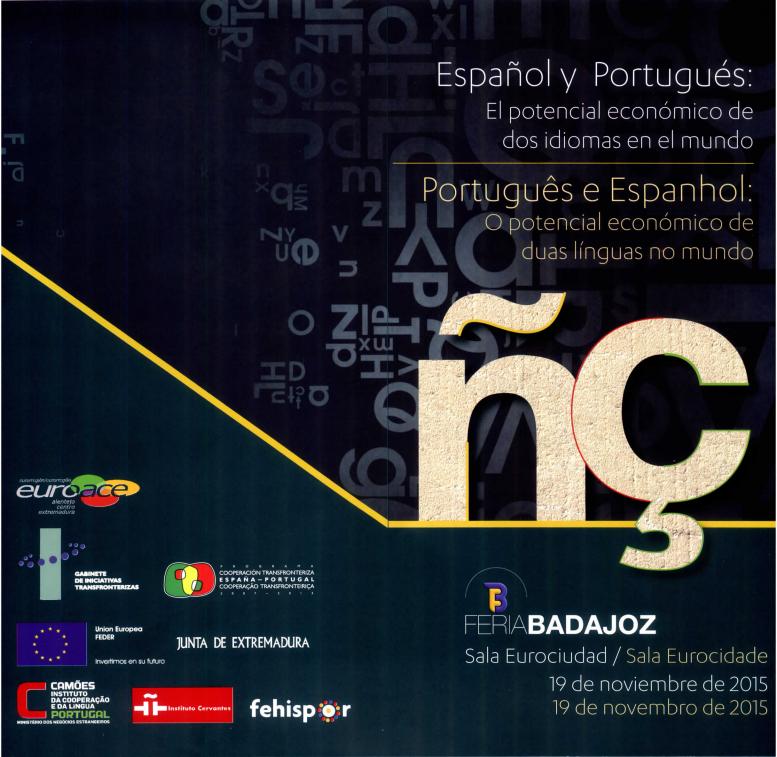 """""""Español y portugués. El potencial económico de dos idiomas en el mundo"""""""