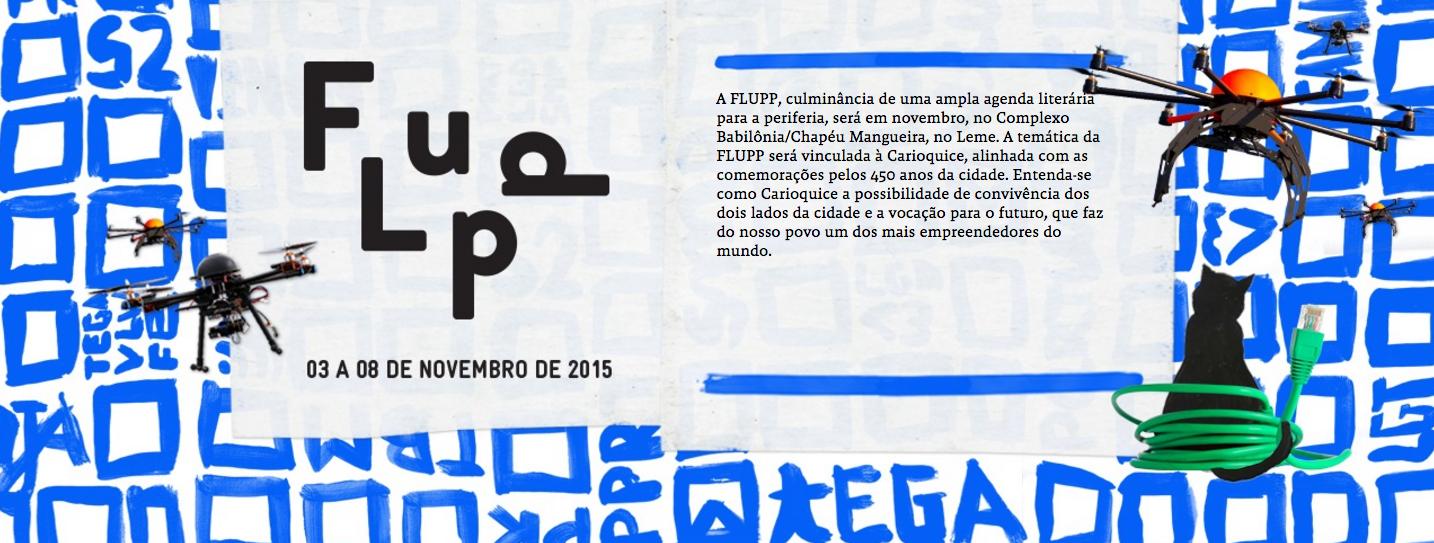Quarta edição da Festa Literária das Periferias (FLUPP)