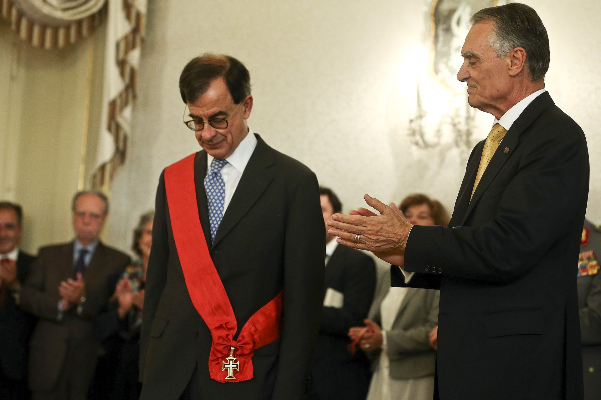 O Presidente da Mesa da Assembleia Geral do OLP foi condecorado