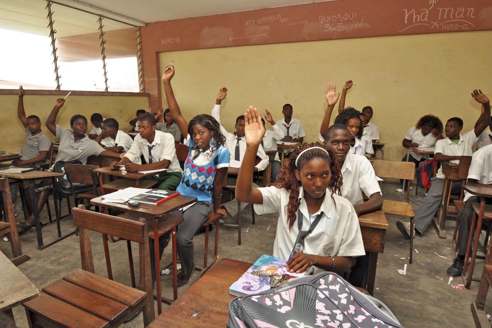 Ano letivo arranca hoje em Moçambique com expetativa de 1,5 milhões de alunos