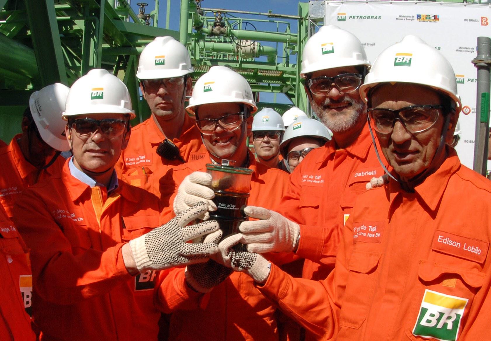 Galp Energia confirma descoberta de mais petróleo no Brasil