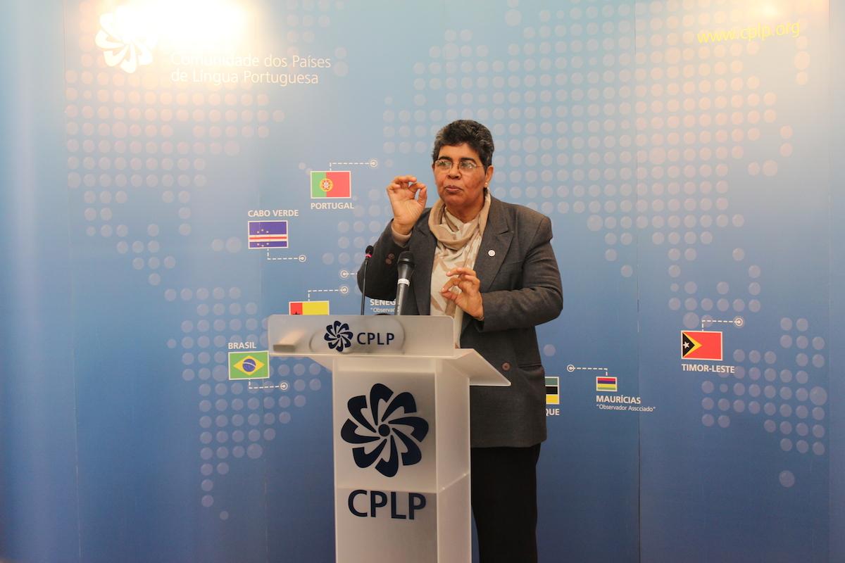 Prémio Femina distingue diretora-geral da CPLP, Georgina de Mello