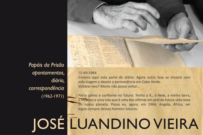 José Luandino Vieira, Papéis da Prisão: apontamentos, diário, correspondência (1962-1971)