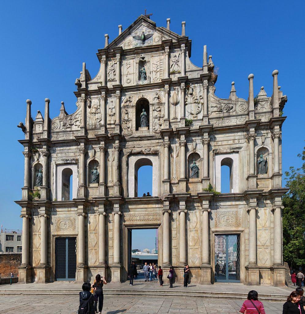 O sistema jurídico de Macau é uma herança portuguesa