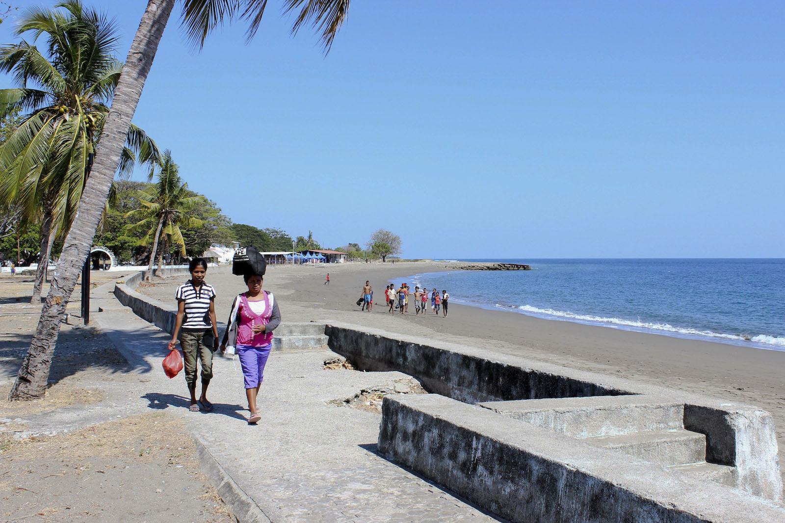 Desenvolvimento de Timor-Leste começa em Oecússi