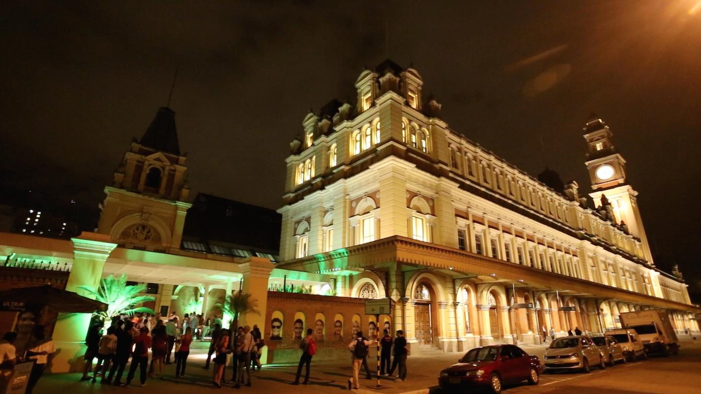 Recuperação do Museu da Língua Portuguesa