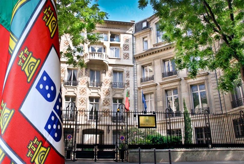 Estudantes de língua portuguesa em França