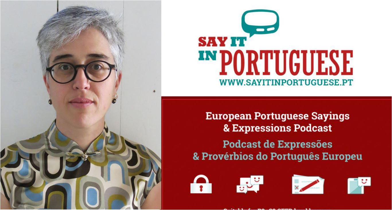 "Cristina Água-Mel, ""Say It in Portuguese"""
