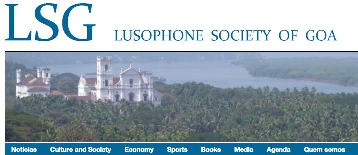 Sociedade Lusófona lamenta falta de aproveitamento de Goa para relações com lusofonia